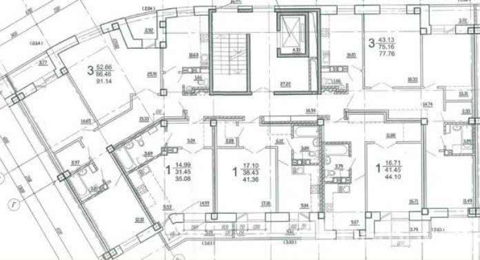 Жилой дом №4 в микрорайоне Лошица-6 - фото 6