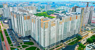 Последние трехкомнатные квартиры в ЖК «Гранд Хаус». Завершение строительства в этом году