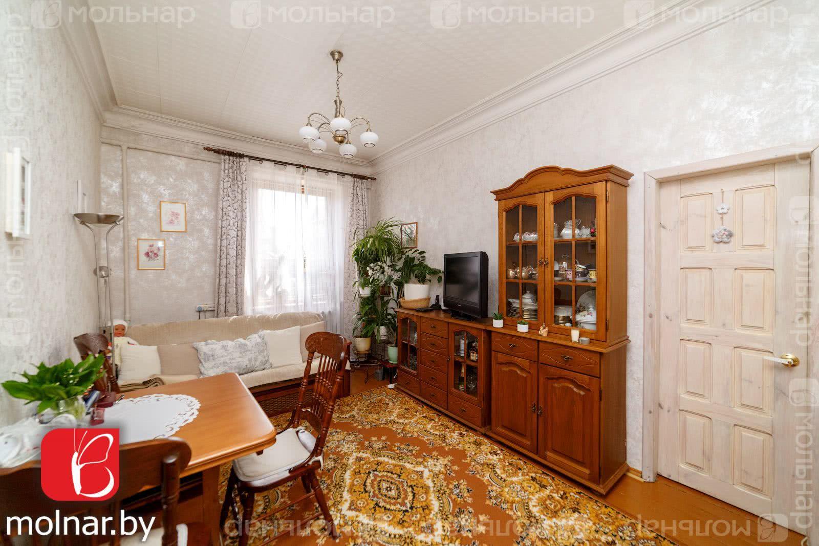 Продажа полдома в 2-этажном доме в Минске, пер. Орловский 3-й - фото 5