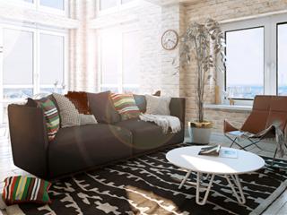 Семейный формат жилья - двухуровневая квартира в новостройке
