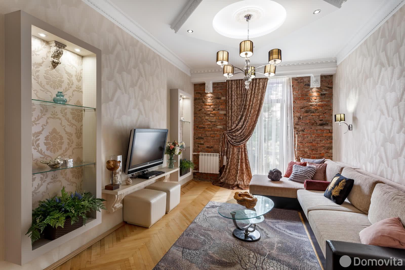 Аренда 2-комнатной квартиры на сутки в Минске ул. Красная, д. 18 - фото 1