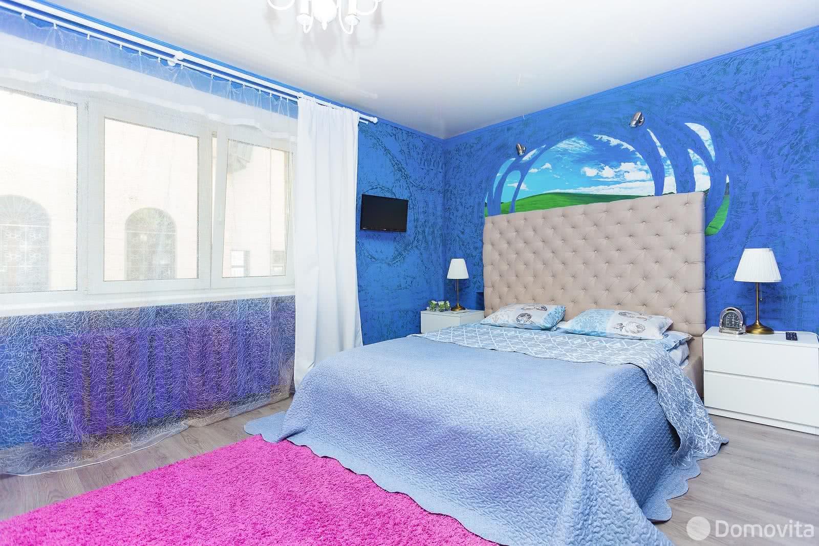 1-комнатная квартира на сутки в Минске ул. Городской Вал, д. 9 - фото 2
