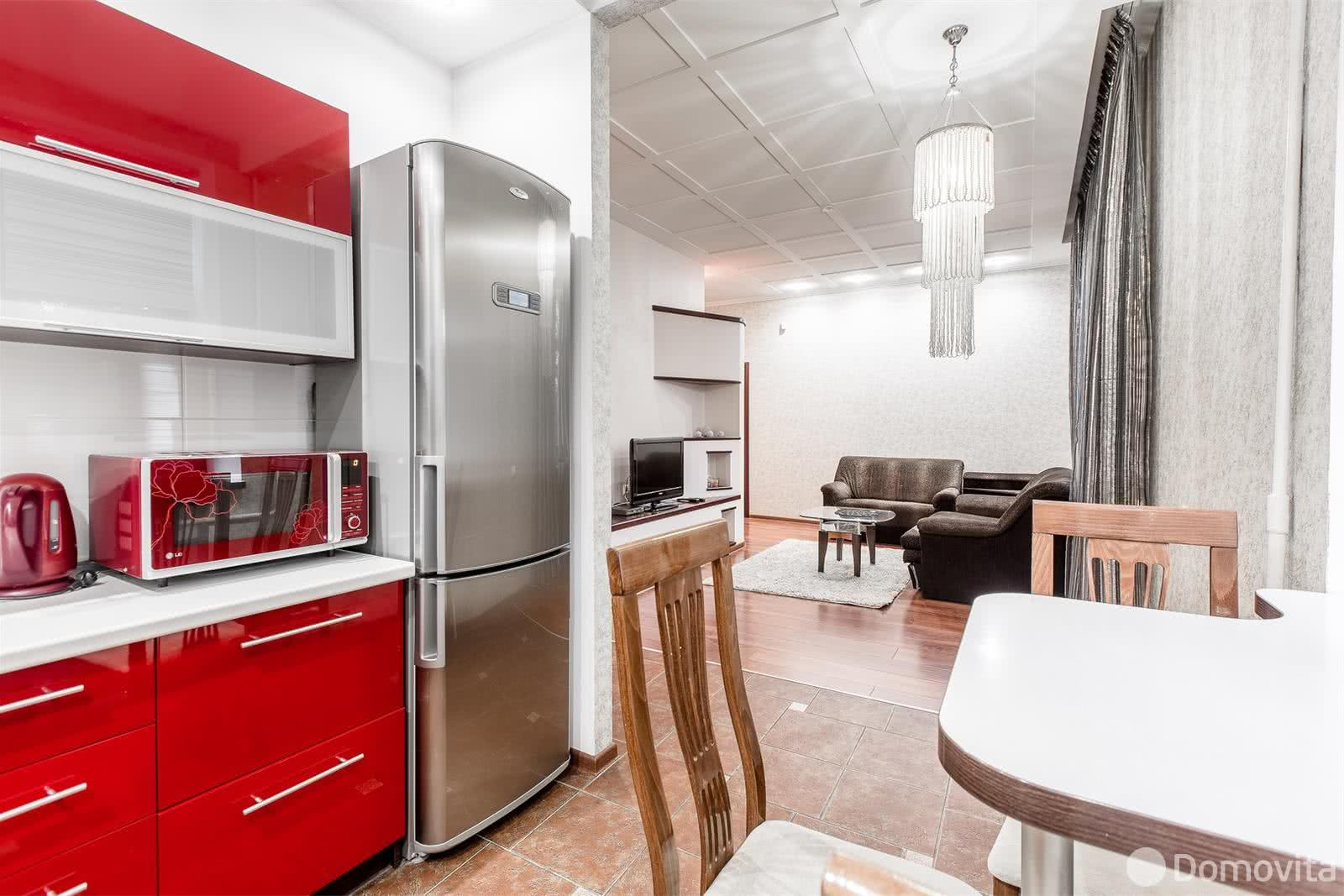 Аренда 2-комнатной квартиры на сутки в Минске ул. Свердлова, д. 19 - фото 4