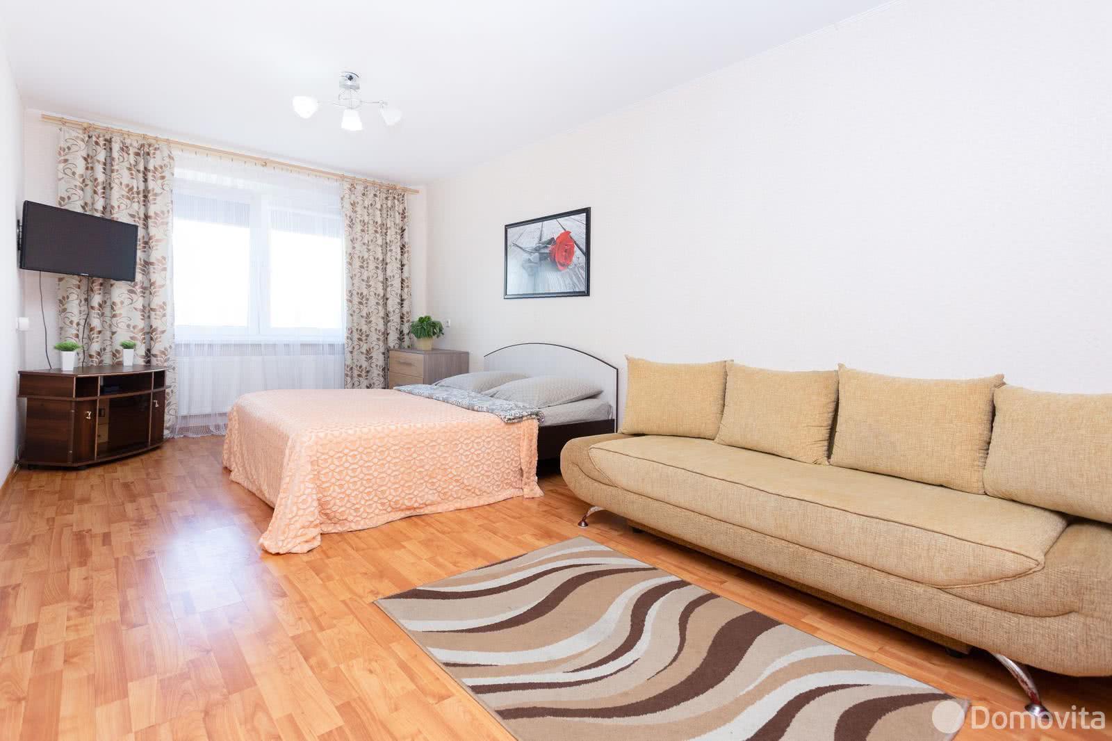 Аренда 1-комнатной квартиры на сутки в Минске ул. Германовская, д. 17 - фото 2