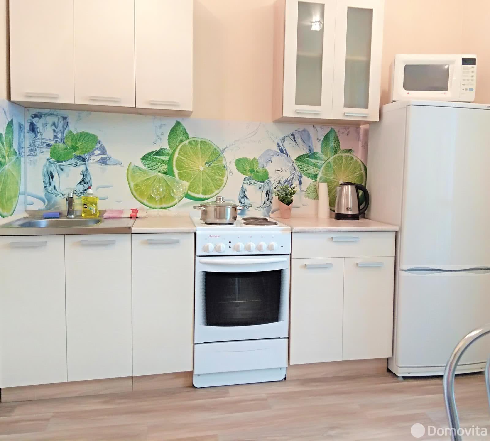 Аренда 1-комнатной квартиры на сутки в Минске ул. Притыцкого, д. 77 - фото 5