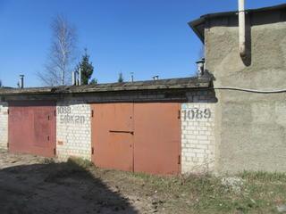 Могилев, р-н Габровской-Шмидта блок №40, гараж №1