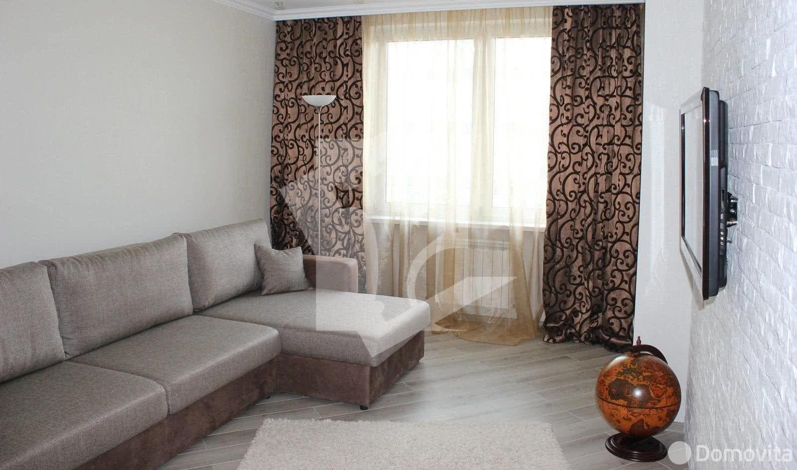 Снять 2-комнатную квартиру в Минске, ул. Скрыганова, д. 4Б - фото 1