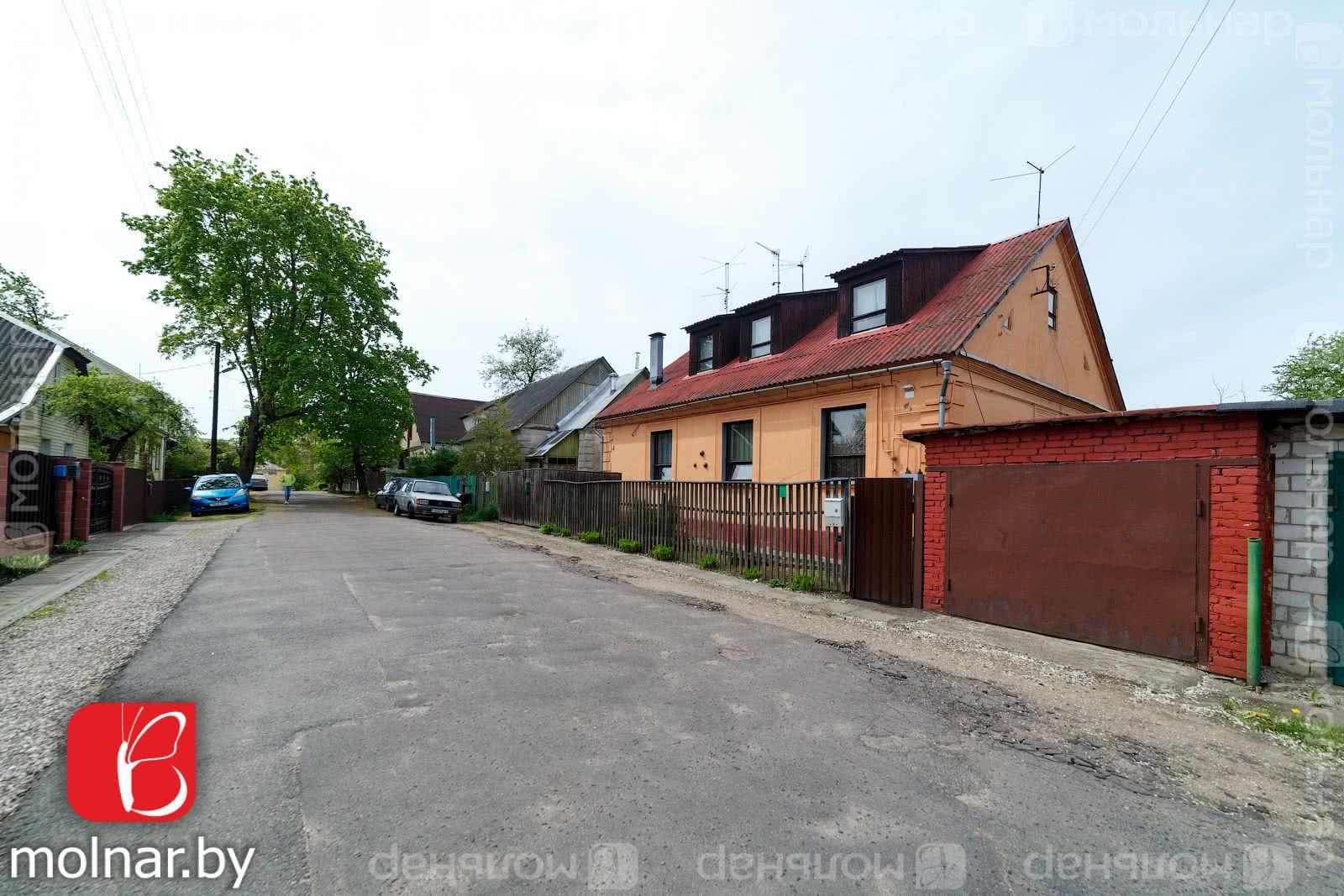Продажа полдома в 2-этажном доме в Минске, пер. Орловский 3-й - фото 4