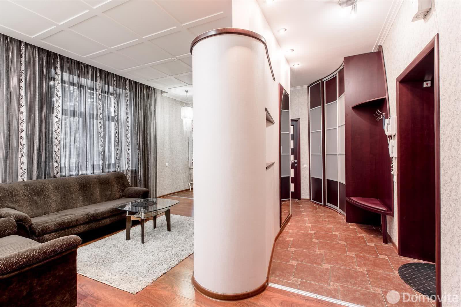 Аренда 2-комнатной квартиры на сутки в Минске ул. Свердлова, д. 19 - фото 5