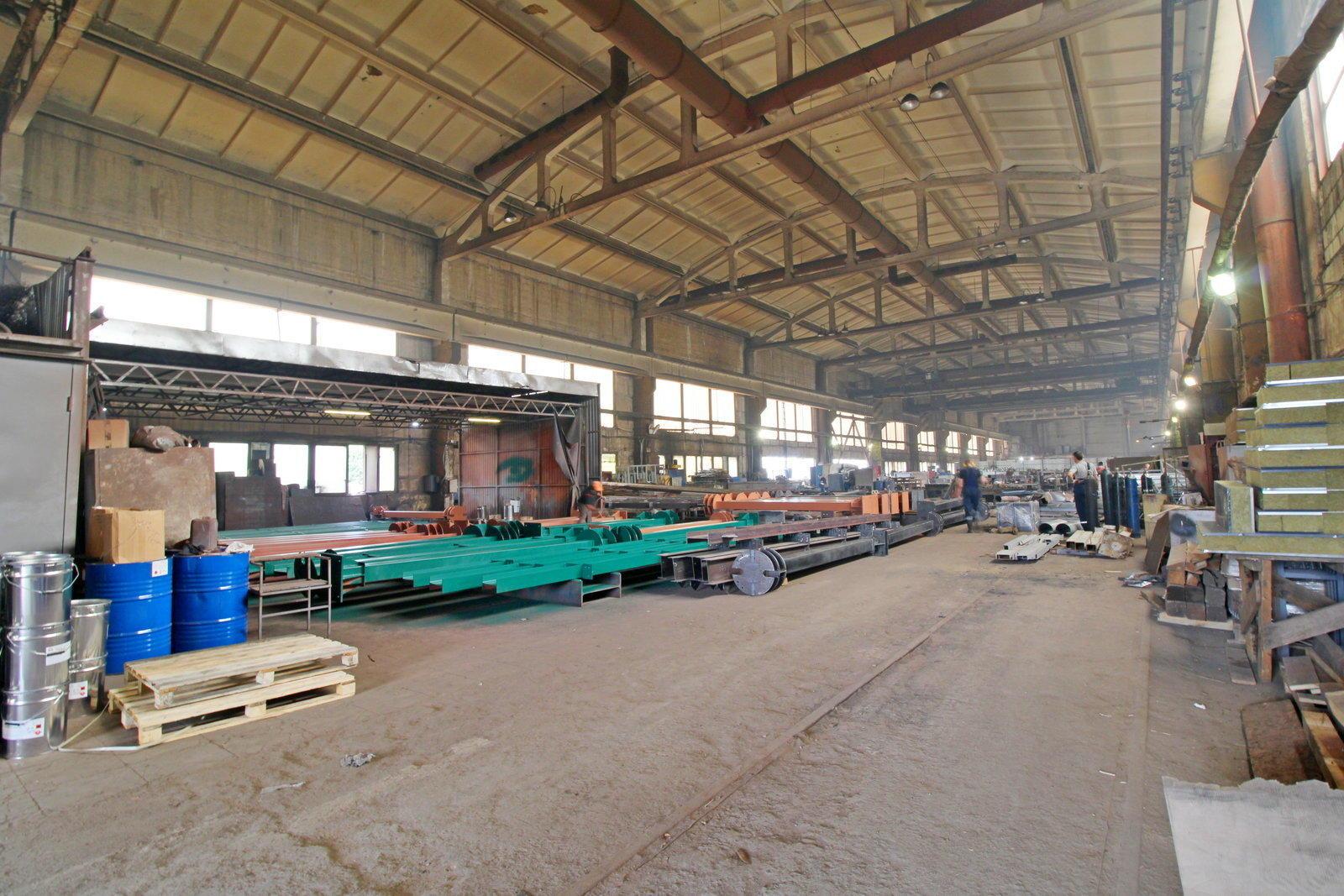 Купить складское помещение на ул. Передовая, д. 6 в Минске - фото 2