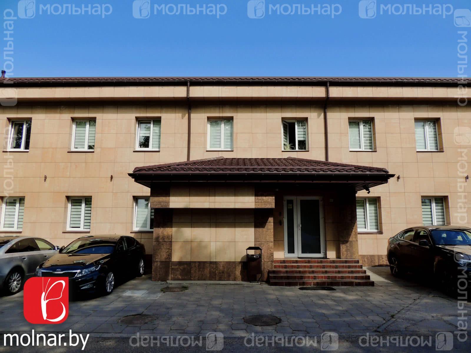 Купить складское помещение на ул. Передовая, д. 111 в Минске - фото 1