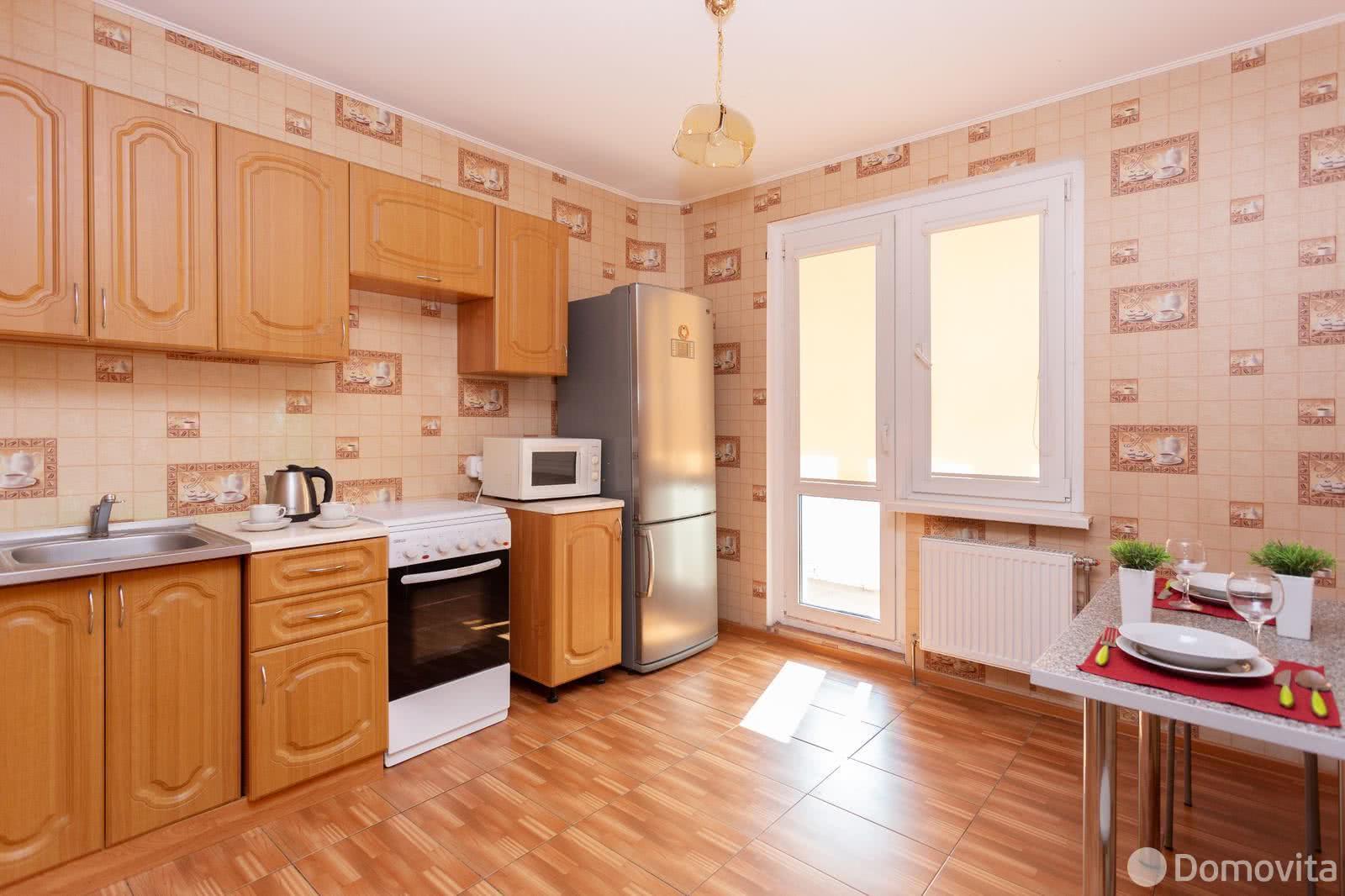 Аренда 1-комнатной квартиры на сутки в Минске ул. Германовская, д. 17 - фото 3