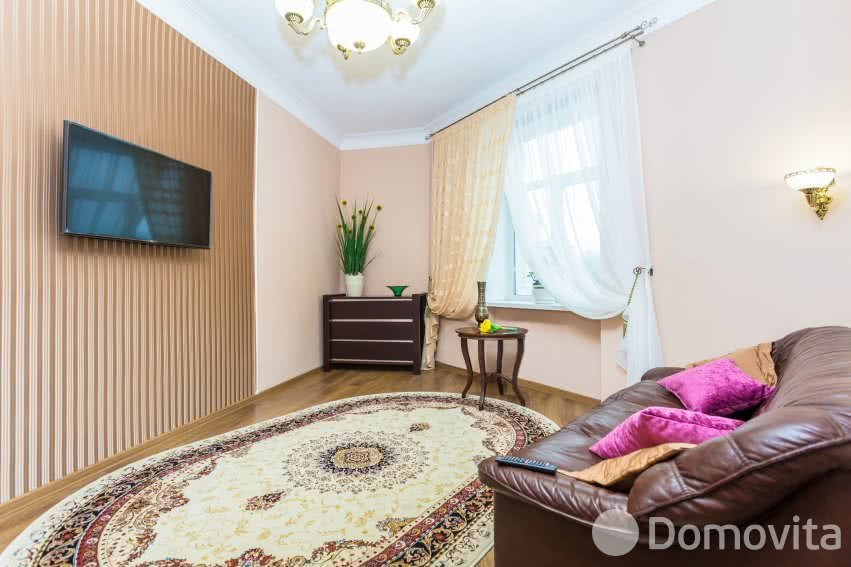 Аренда 2-комнатной квартиры на сутки в Минске ул. Карла Маркса, д. 36 - фото 5
