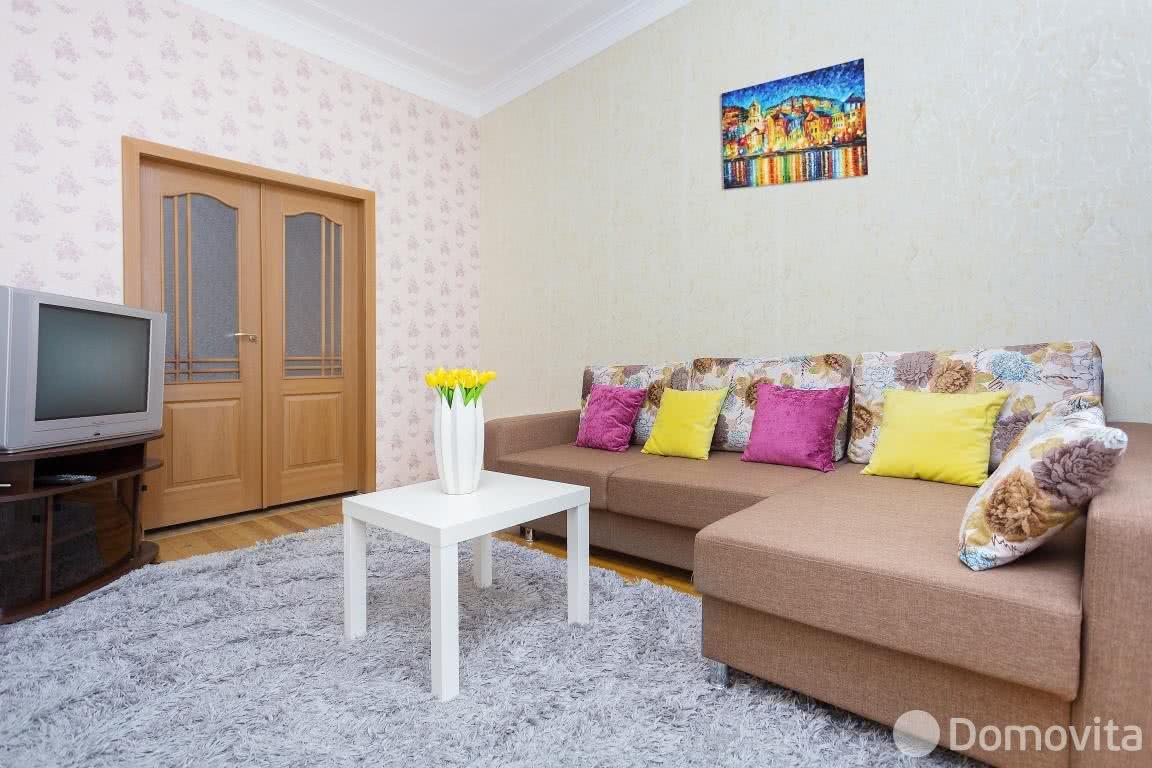 Аренда 2-комнатной квартиры на сутки в Минске ул. Кирова, д. 2 - фото 6