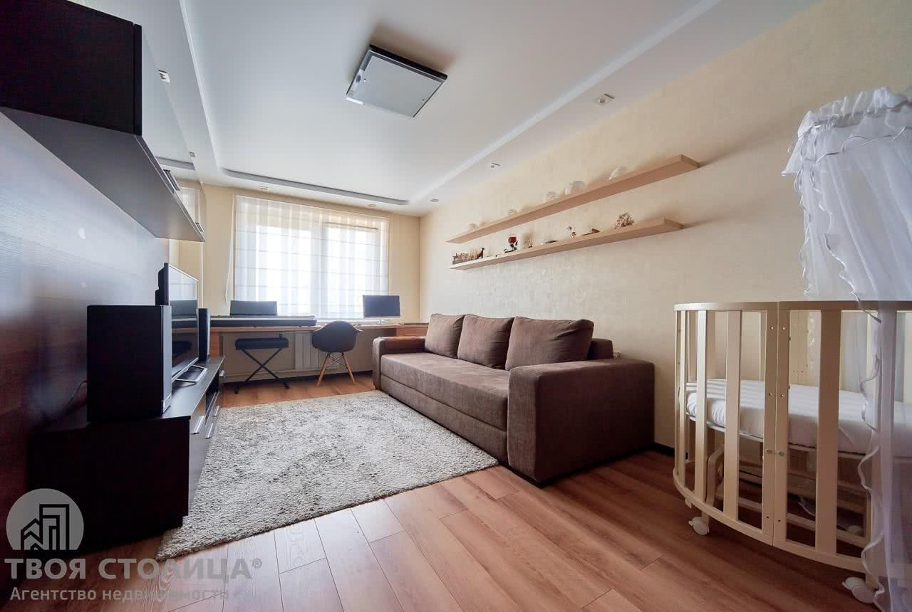Продажа 2-комнатной квартиры в Минске, ул. Академика Карского, д. 21 - фото 4