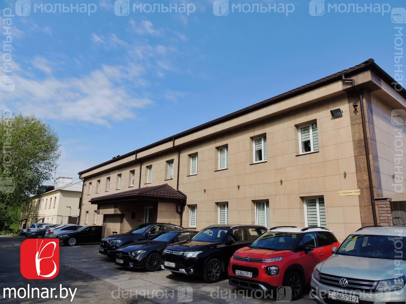 Купить складское помещение на ул. Передовая, д. 111 в Минске - фото 2