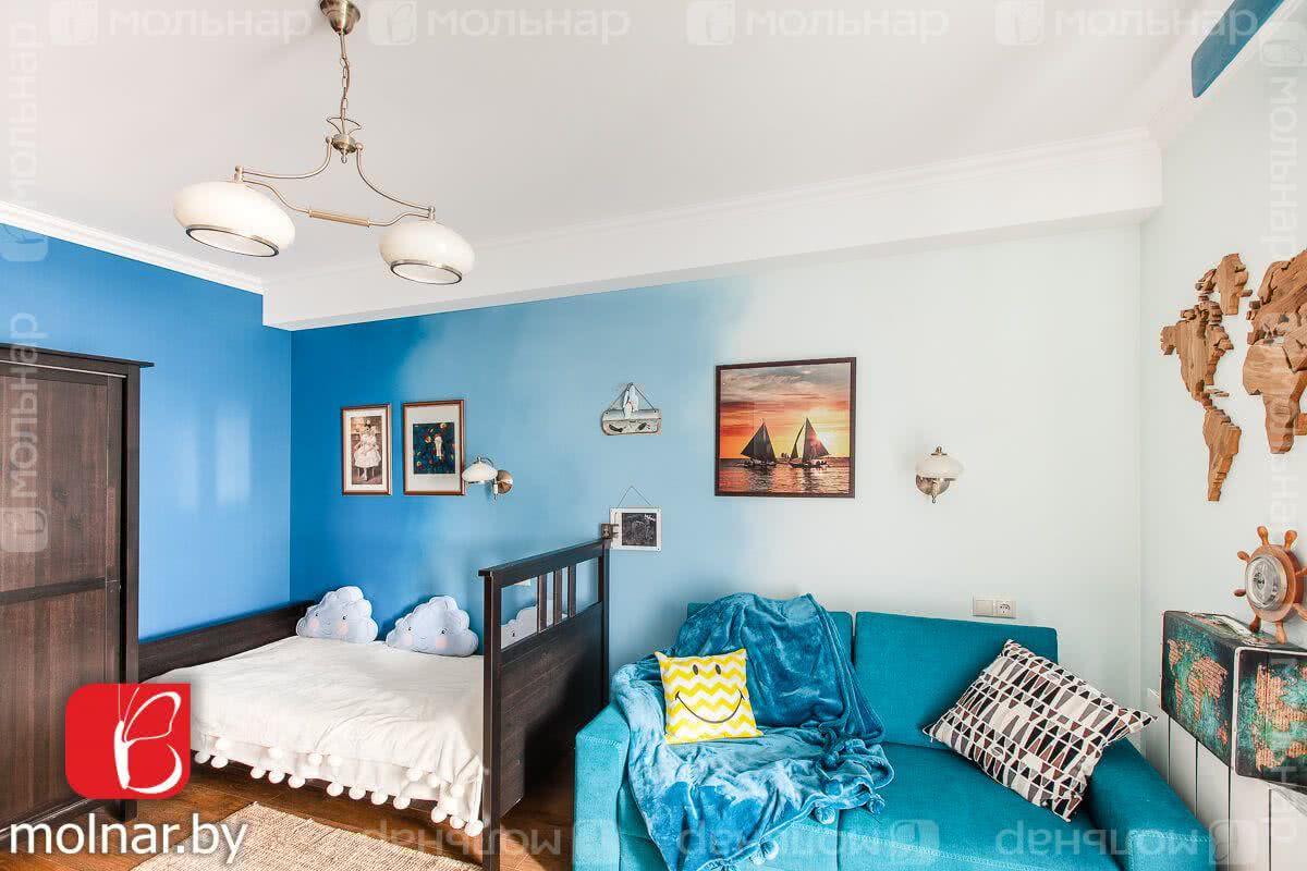 Купить 4-комнатную квартиру в Минске, ул. Тургенева, д. 7 - фото 5