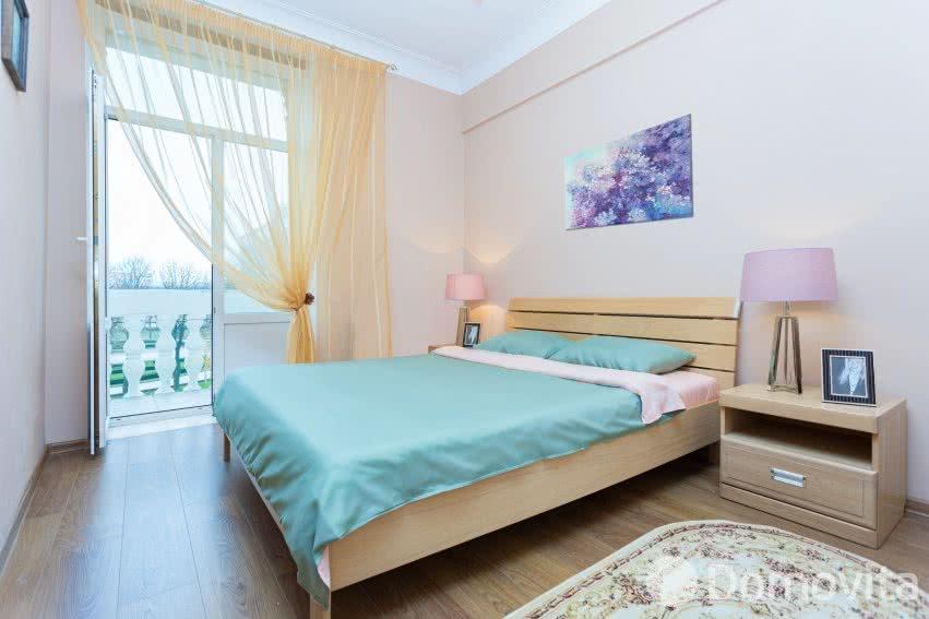 Аренда 2-комнатной квартиры на сутки в Минске ул. Карла Маркса, д. 36 - фото 1