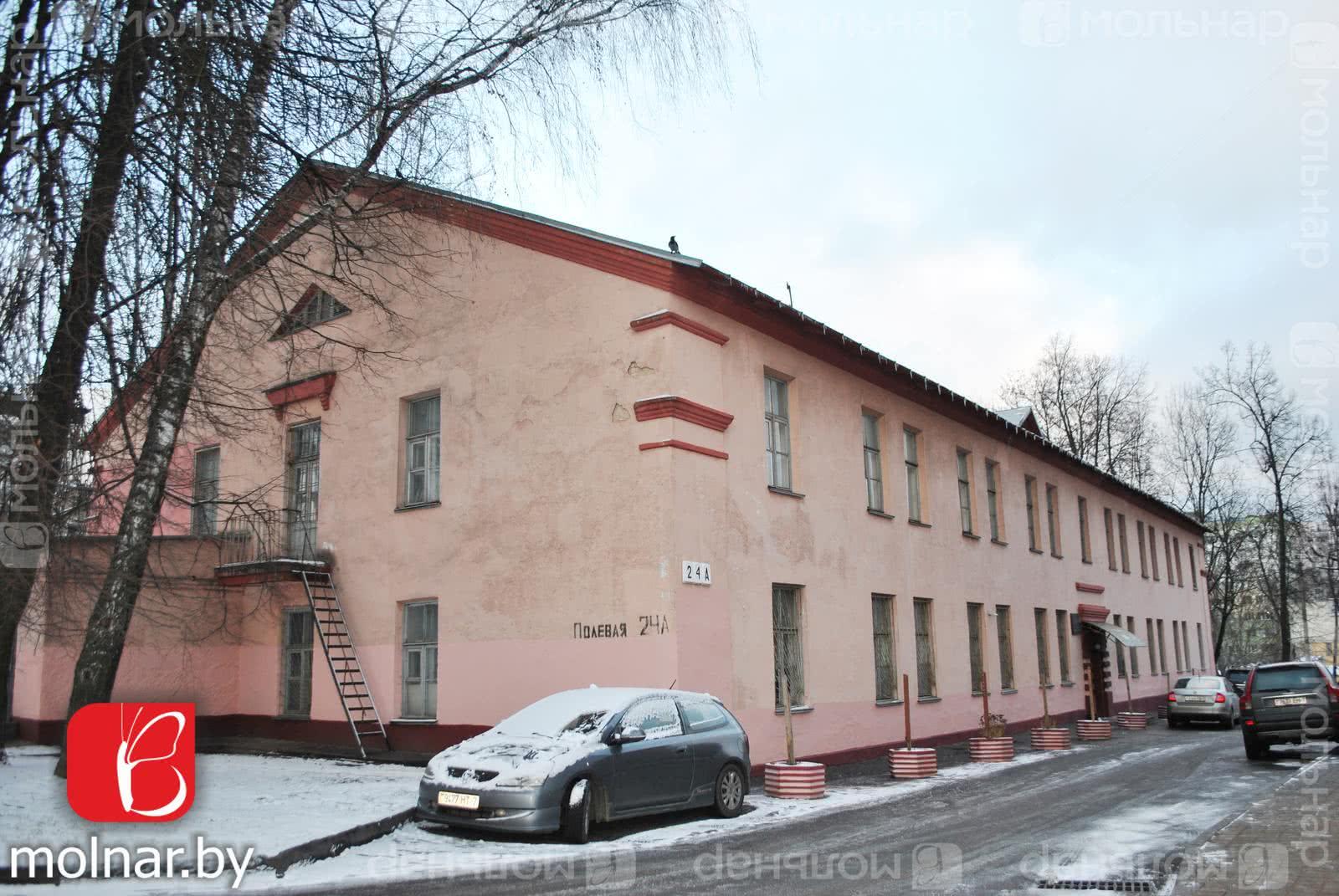 Купить складское помещение на ул. Полевая, д. 24 в Минске - фото 1