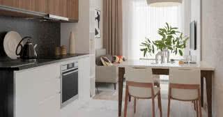 Готовые квартиры в жилом комплексе «Гранд Хаус»