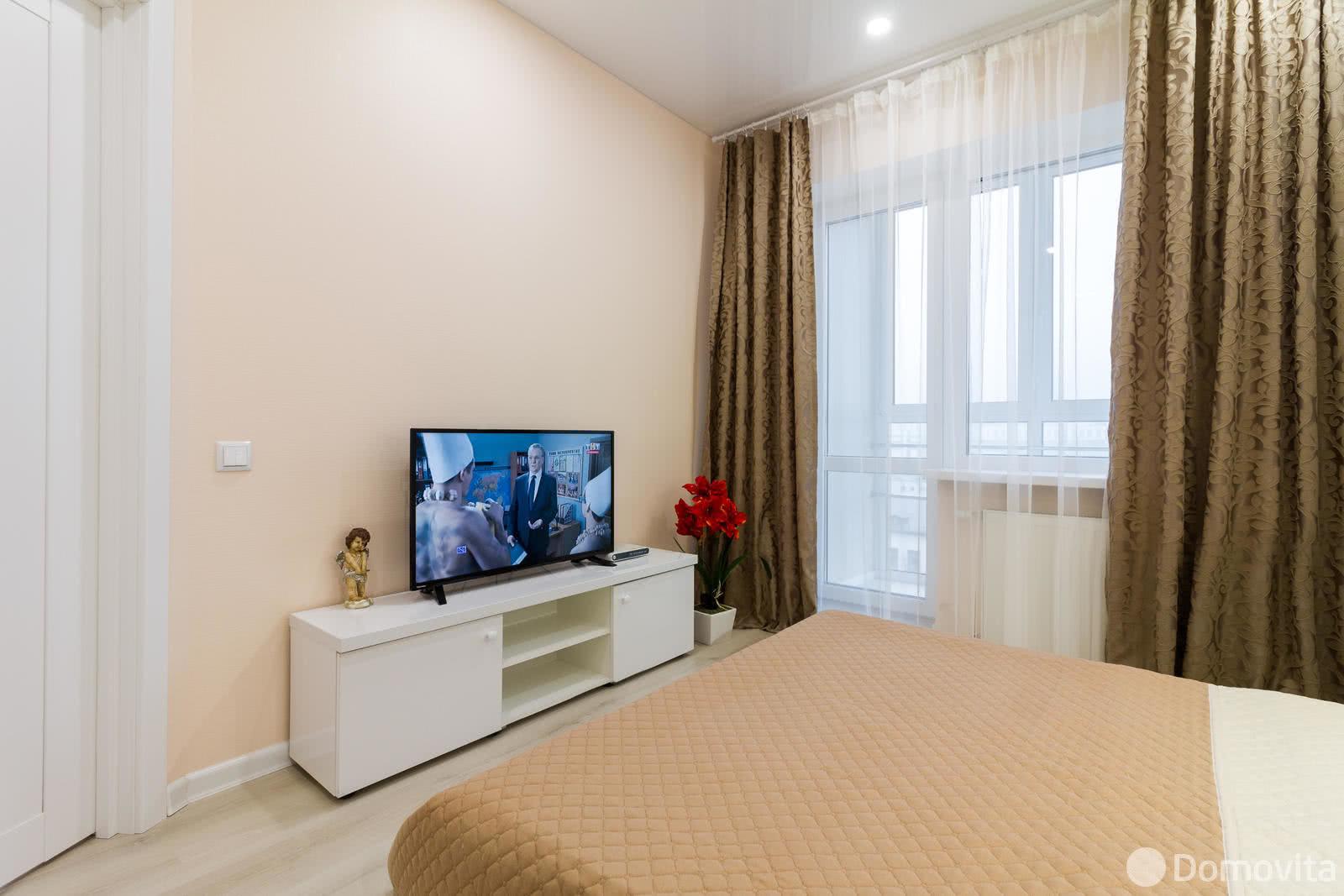Аренда 2-комнатной квартиры на сутки в Минске, ул. Репина, д. 4 - фото 2