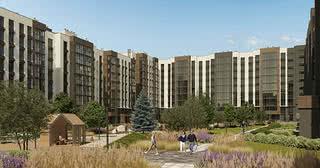 Открываются продажи квартир в новых секциях дома ЖК «Левада»