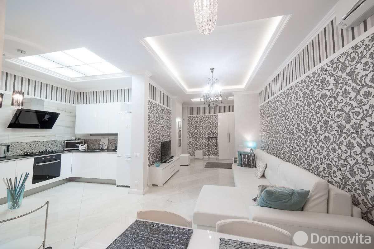 Аренда 2-комнатной квартиры на сутки в Минске ул. Свердлова, д. 24 - фото 1