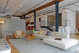 Что такое квартира в стиле лофт?