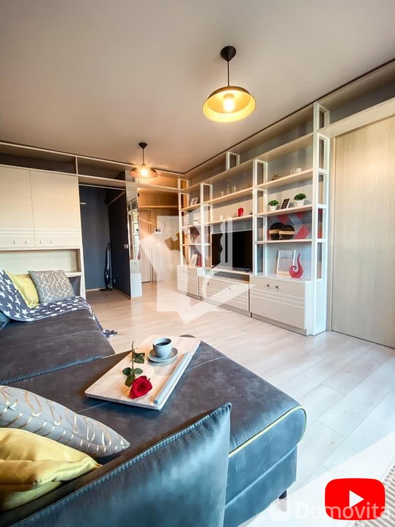 Снять 1-комнатную квартиру в Минске, ул. Максима Богдановича, д. 66 - фото 1