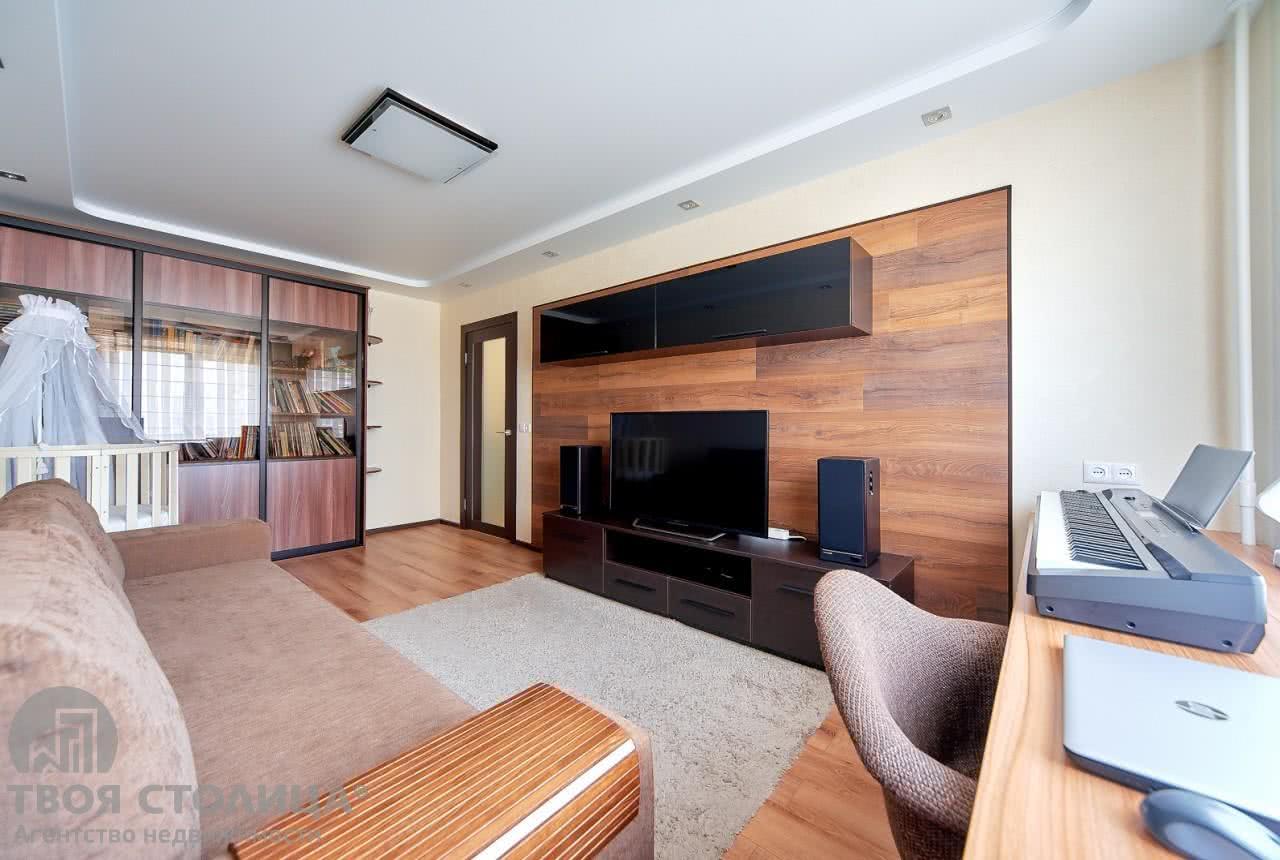 Продажа 2-комнатной квартиры в Минске, ул. Академика Карского, д. 21 - фото 1
