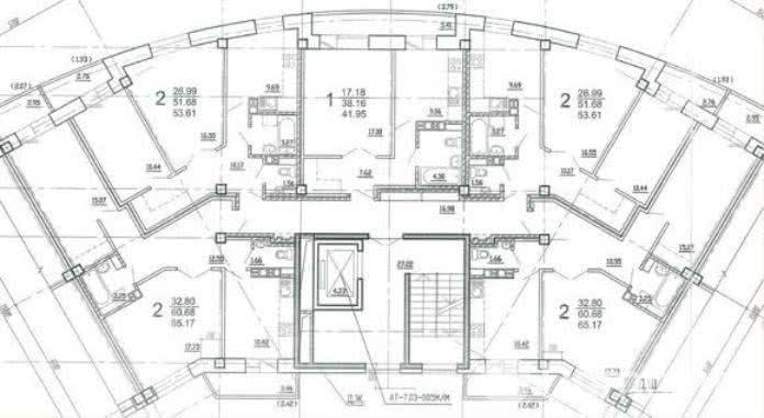 Жилой дом №4 в микрорайоне Лошица-6 - фото 3