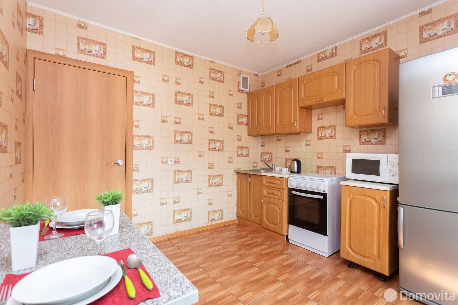 Аренда 1-комнатной квартиры на сутки в Минске ул. Германовская, д. 17 - фото 4