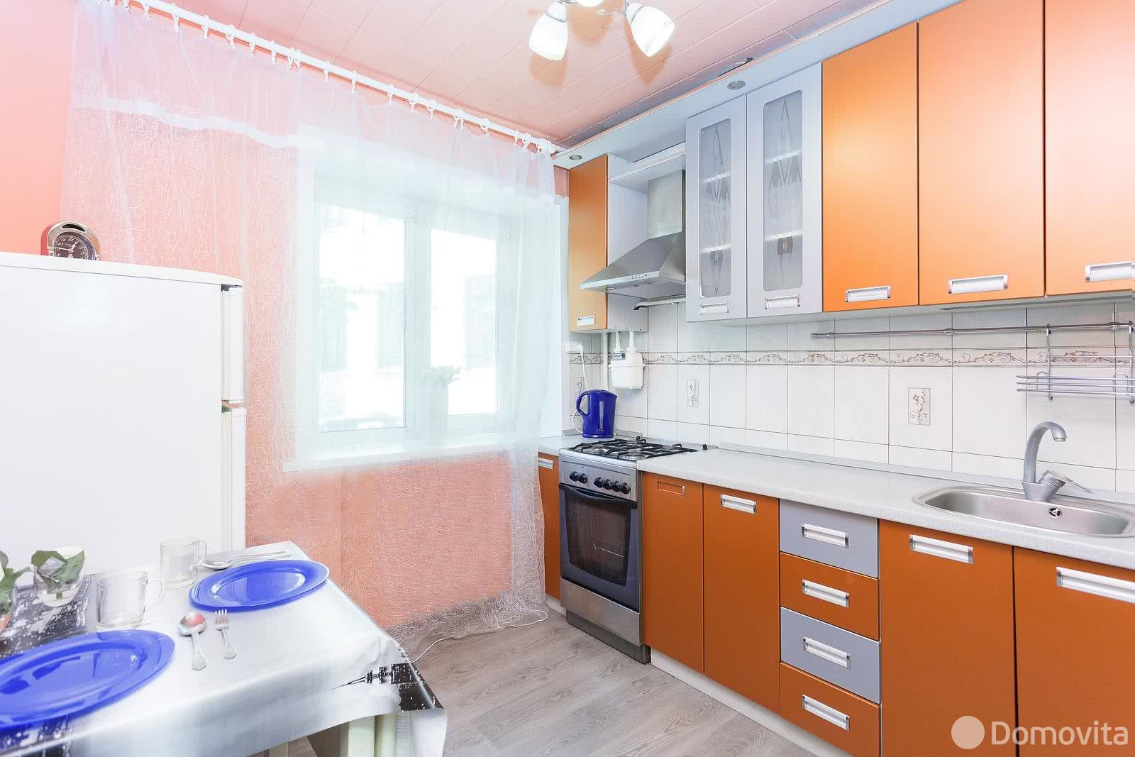 1-комнатная квартира на сутки в Минске ул. Городской Вал, д. 9 - фото 6