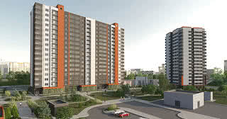 Стартовали продажи квартир в новом доме в комплексе у метро «Грушевка»
