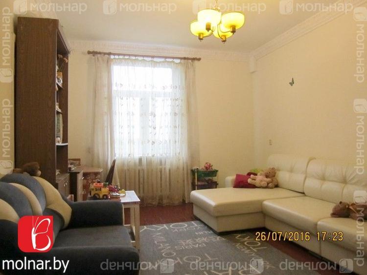 Купить 3-комнатную квартиру в Минске, ул. Коммунистическая, д. 8 - фото 3