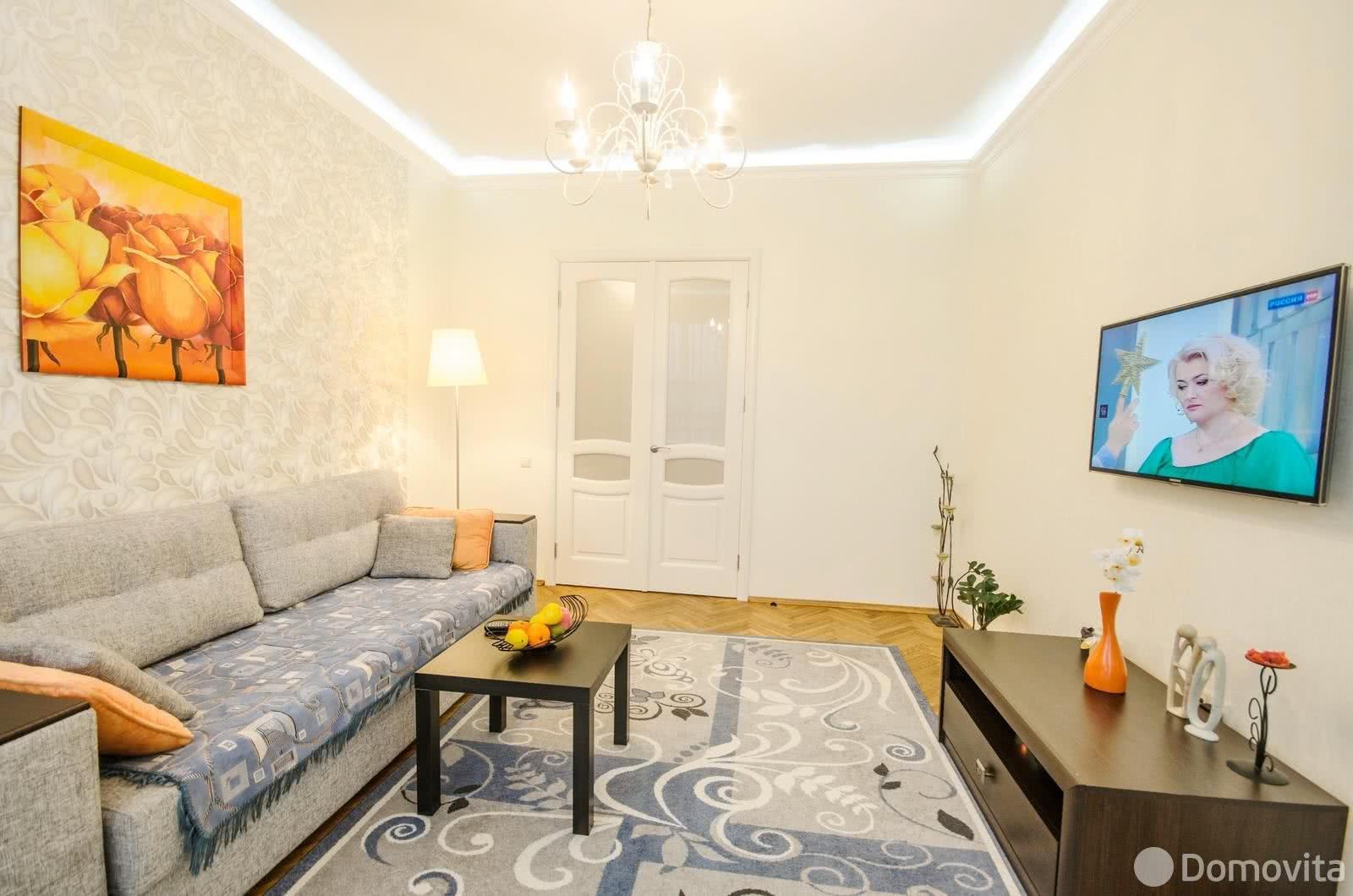Аренда 2-комнатной квартиры на сутки в Минске, ул. Янки Купалы, д. 11 - фото 4