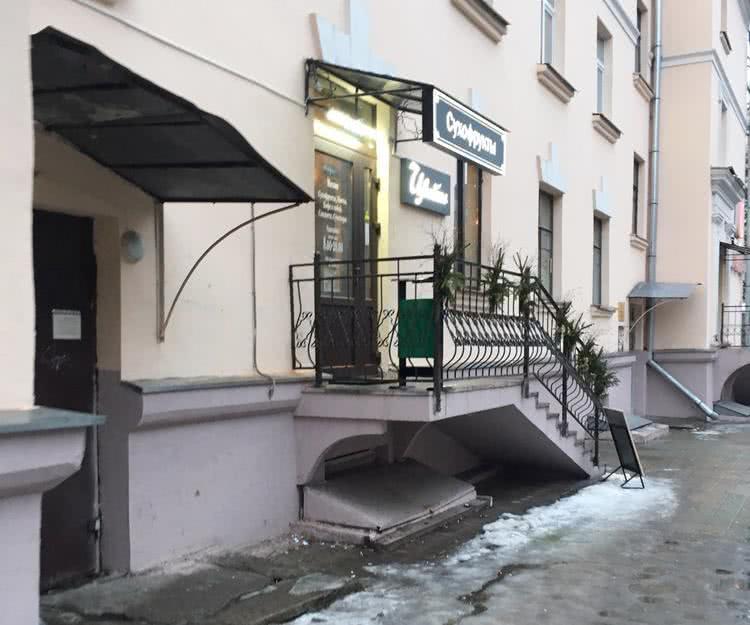 Аренда торговой точки на ул. Сурганова, д. 25 в Минске - фото 2