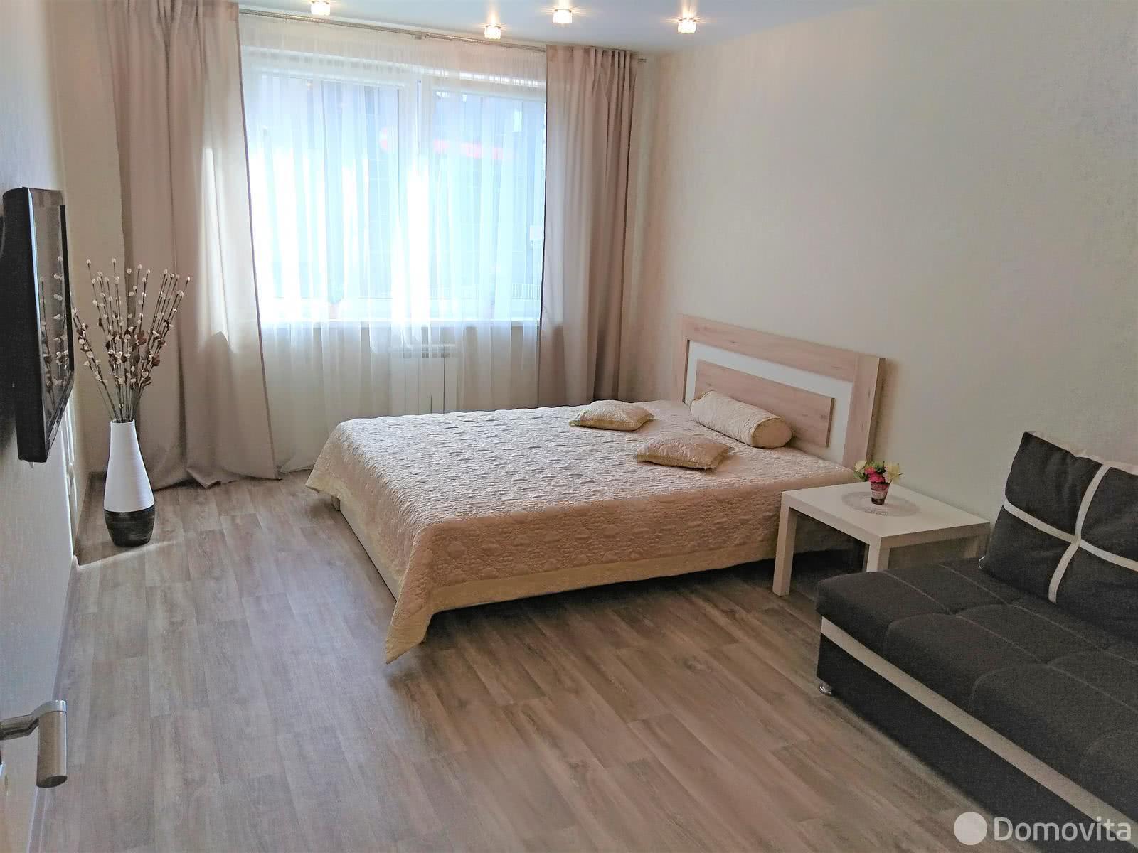 Аренда 1-комнатной квартиры на сутки в Минске ул. Притыцкого, д. 77 - фото 4