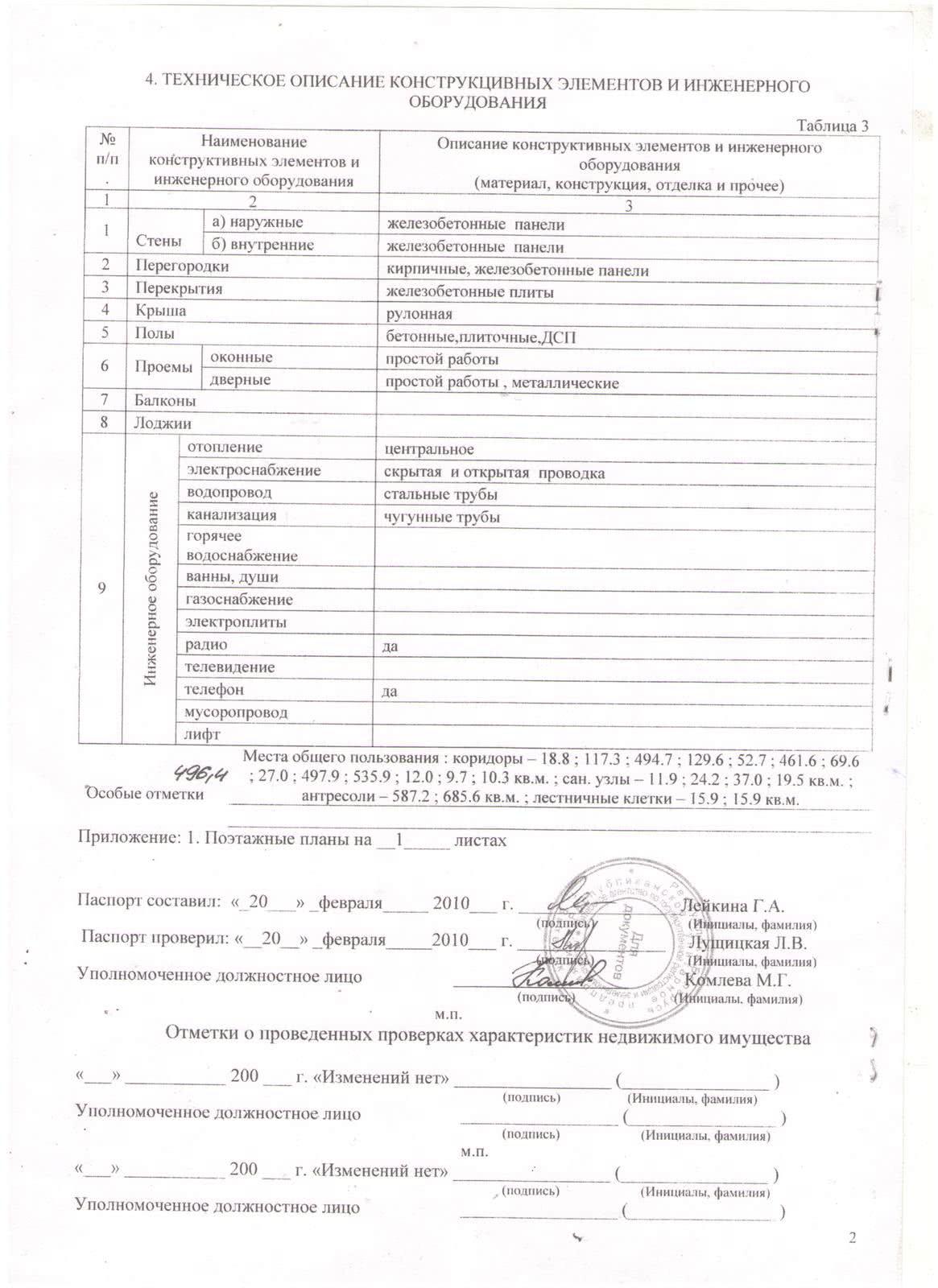 Аукцион по продаже недвижимости пр-т Фрунзе, 81/20-2 в Витебске - фото 3