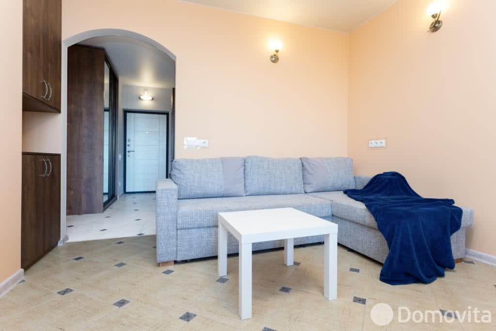 Аренда 1-комнатной квартиры на сутки в Минске ул. Братская, д. 8 - фото 5