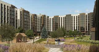 «Айрон» начинает продажи квартир в новом доме ЖК «Левада»