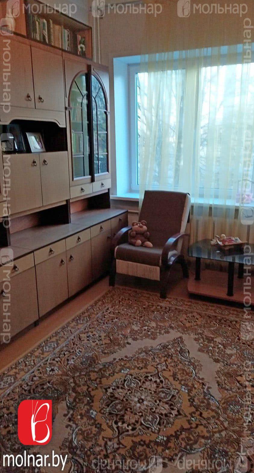 Купить 4-комнатную квартиру в Минске, ул. Центральная, д. 4 - фото 5