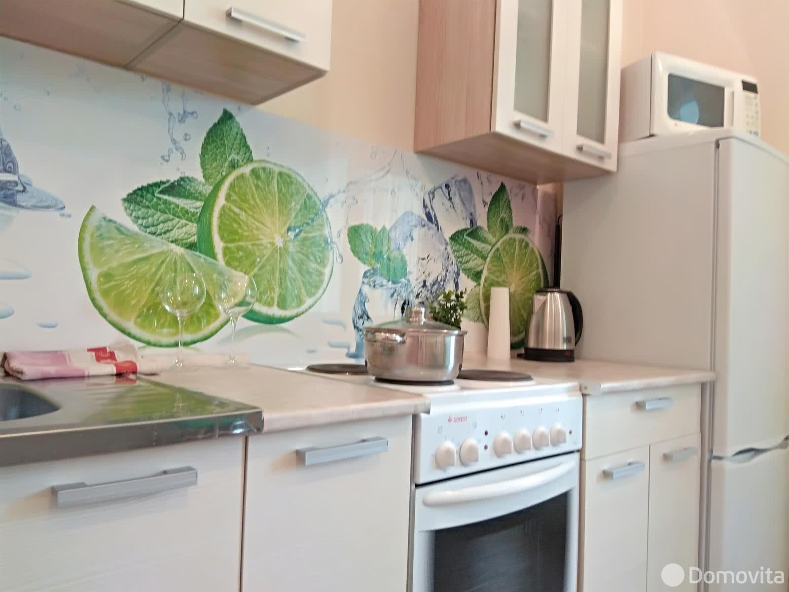 Аренда 1-комнатной квартиры на сутки в Минске ул. Притыцкого, д. 77 - фото 6