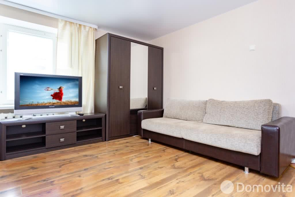 Аренда 1-комнатной квартиры на сутки в Минске ул. Кальварийская, д. 3 - фото 5