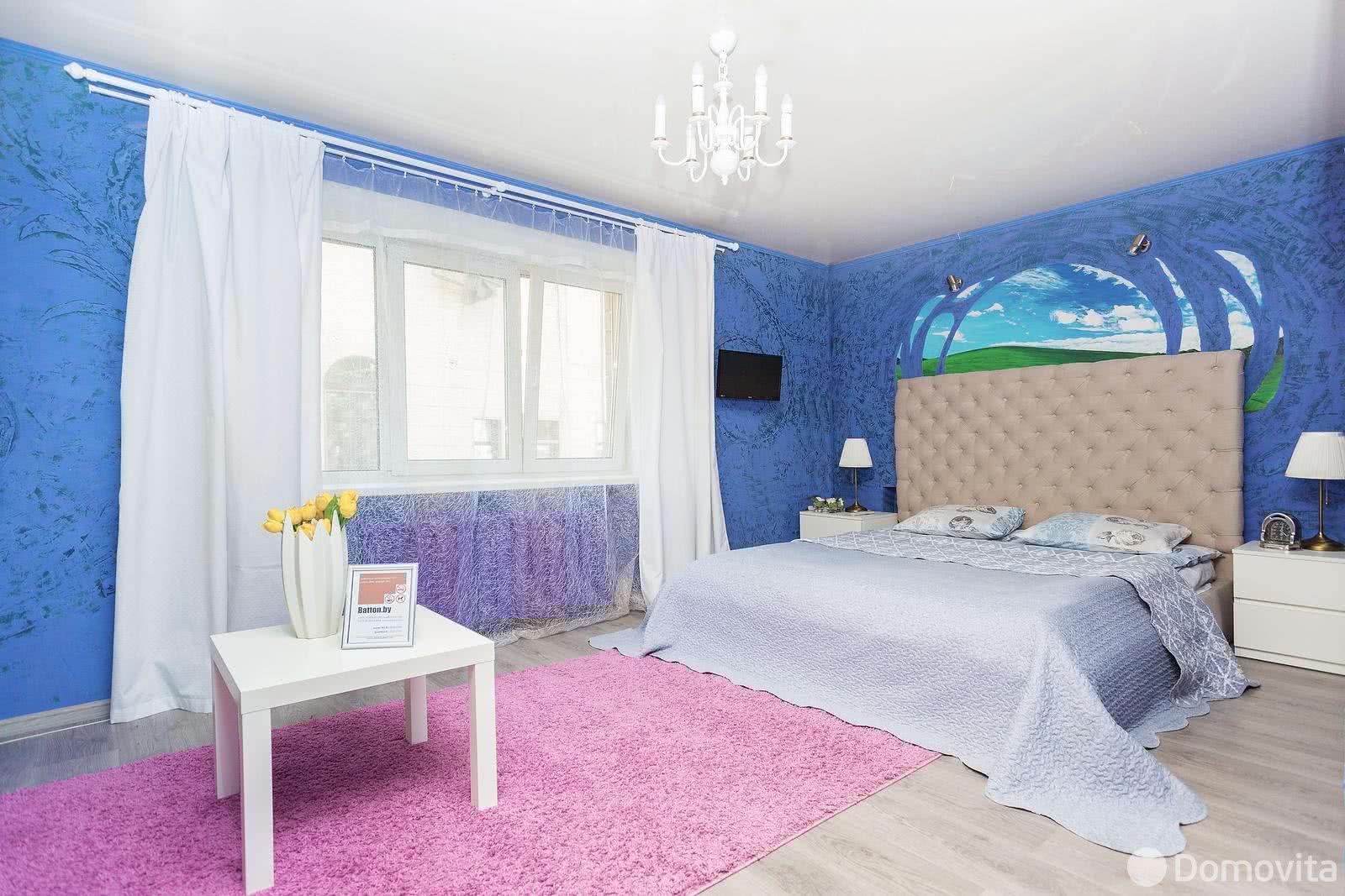 1-комнатная квартира на сутки в Минске ул. Городской Вал, д. 9 - фото 4