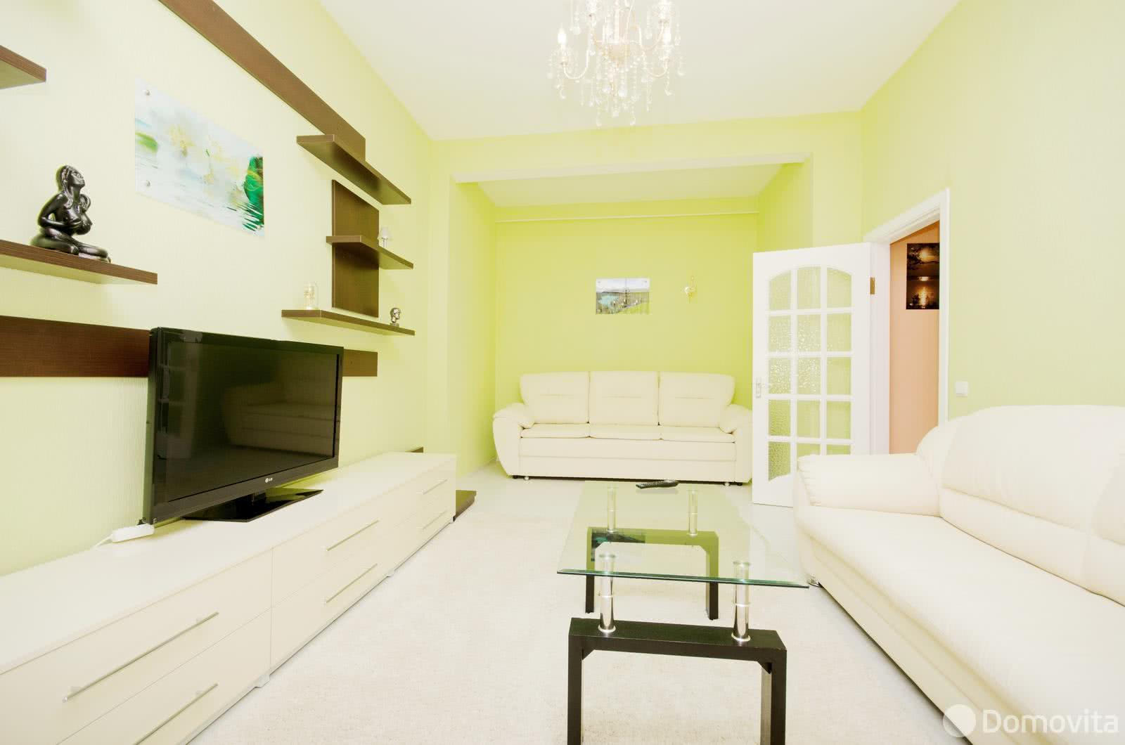 Аренда 2-комнатной квартиры на сутки в Минске пр-т Независимости, д. 40 - фото 1