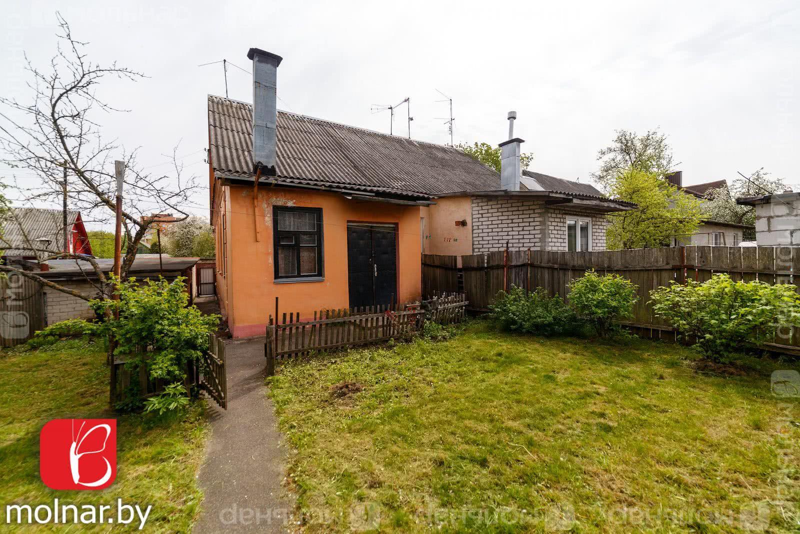 Продажа полдома в 2-этажном доме в Минске, пер. Орловский 3-й - фото 2