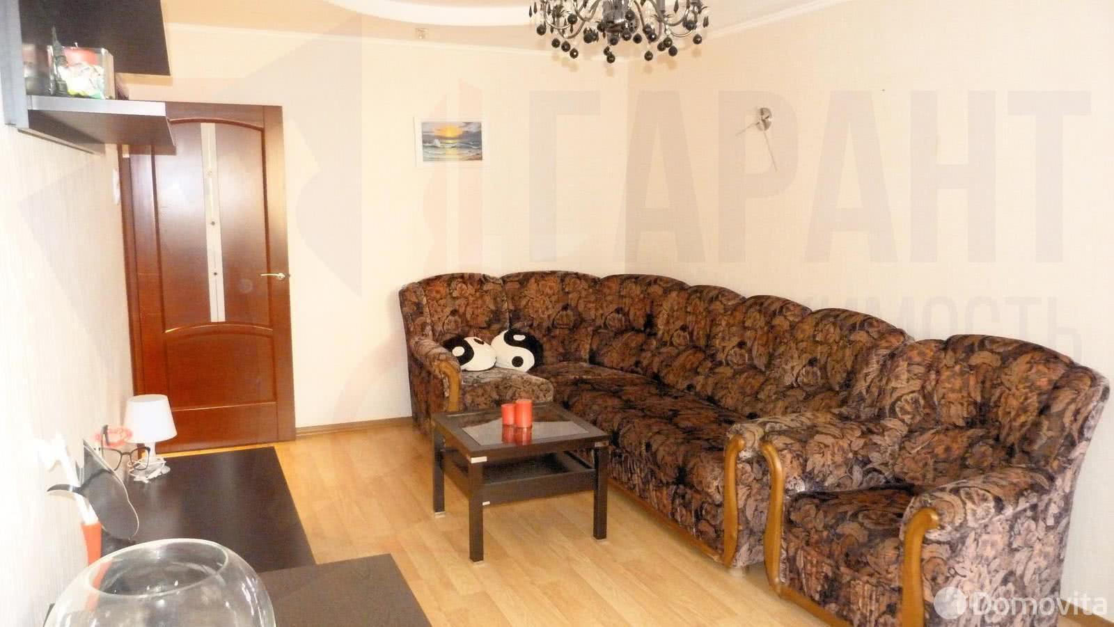 Снять 3-комнатную квартиру в Минске, ул. Левкова, д. 19 - фото 4