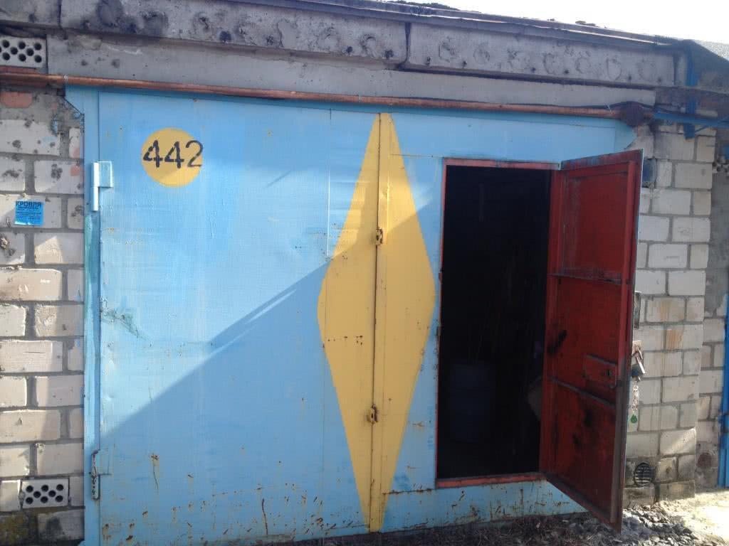 Аукцион по продаже недвижимости ул. 6-я Иногородняя ГСК-19, блок 9, гараж №442 в Гомеле - фото 1