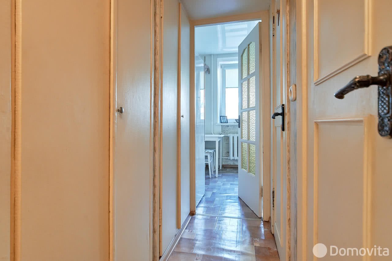 Купить 2-комнатную квартиру в Минске, ул. Кольцова, д. 12 к3 - фото 6